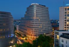The Hotel Concorde Berlin will be operated under its new name, the Sofitel Berlin Kurfürstendamm, from February 1st 2014.