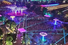 2012广州国际灯光节成果讨论会议即将召开_广州新闻_大洋网