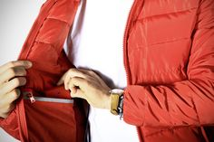 Sinapsi Smartphone-controlled Heated Jacket