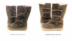 Marchita Boot Taupe Suede Fall 2013