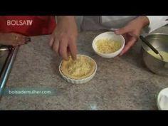 Quiche de queijo - YouTube