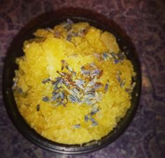 scrub: lavender grapefruit jasmine sandalwood body scrub sea salt ...