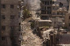 Aleppo - civil war