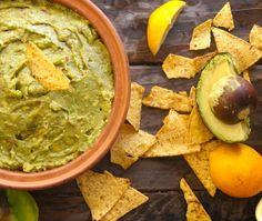 CINCO DE MAYO GUACAMOLE! Smoky Lemon-Chipotle Guacamole Recipe ...