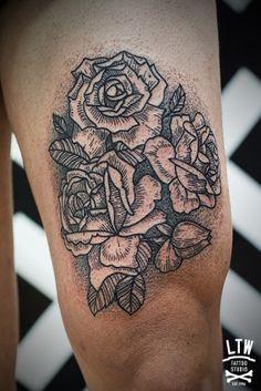 LTW ~ Barcelona Tattoo - Part 4
