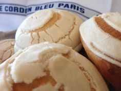 Pan de dulce. #Panadería