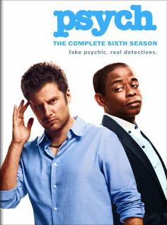 This set compiles all sixteen episodes from the sixth season of PSYCH, the comedy detective series that pairs James Roday playing a fake psychic with Dule Hill who plays the often obnoxious guy's side