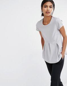 Y.A.S+Unia+Short+Sleeve+Blouse
