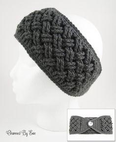 Aislinn Celtic Dream Head Wrap Earwarmer pattern on Craftsy.com