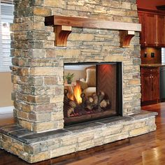 The Covington See-Thru direct vent fireplace offers a total of 2160 square inches of viewing area through Clear-View ceramic glass and comes standard with an accent light with manual dimmer operation. Description from fireplacesandmantels.com. I searched for this on bing.com/images