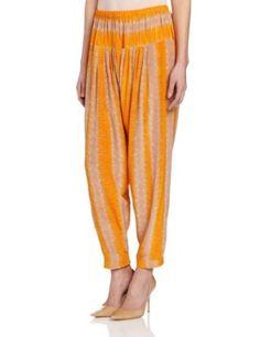 Tracy Reese Women's Salwar Pant, Tangerine Organic Stripe, Medium Tracy Reese. $248.00