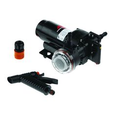 High pressure pump designed for various applications.