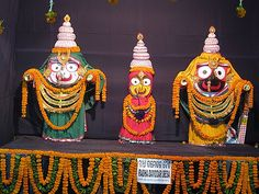 Costumes  of Lord Jagannath in Kartika Month