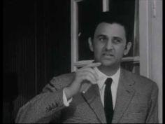 Roger Hanin - Interview (1964)