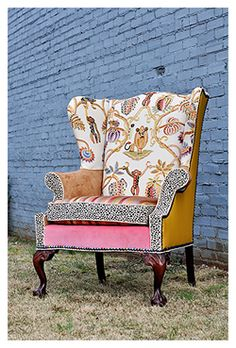 Elegant Salmagundi™ Specializes In Making The Old New Again. Existing Furniture  Pieces Are Revitalized And