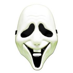 This plastic goofy scream Halloween mask is sure to scare someone when you wear it to your next Halloween party or. they may just laugh at you. Scary Halloween Masks, Scream Halloween, Scary Mask, Halloween Party, Phantom Mask, Opera Mask, Hero Costumes, Laugh At Yourself, Children Images