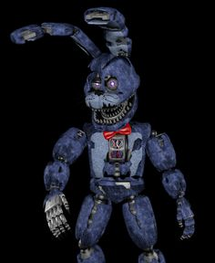 Nightmare Bonnie sfm Fnaf Characters, Fictional Characters, Fnaf Wallpapers, Freddy 's, Circus Baby, Fursuit, Five Nights At Freddy's, Fandoms, Cosplay