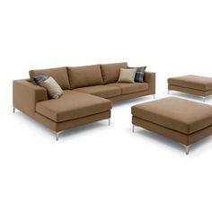 Elvis doimo Salotti divano ad angolo di piccole dimensioni.   Living ...