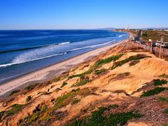 Carlsbad, California - long recognized as one of the most picturesque coastal communities in Southern California, Carlsbad is blessed with sun-splashed beaches, three graceful lagoons and a quaint downtown Village.