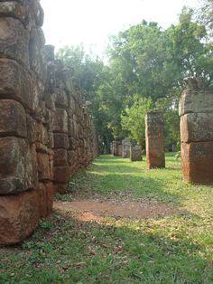 Ruinas de San Ignacio Mini, Misiones, Argentina