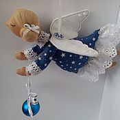 Christmas Decorations, Christmas Ornaments, Holiday Decor, Crochet Angels, Handmade Toys, Beautiful Dolls, Art Dolls, Projects To Try, Photo Wall