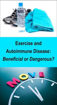 Exercise and Autoimmune Disease: Beneficial or Dangerous? - A Squirrel in the kitchen Autoimmune Arthritis, Autoimmune Diet, Ulcerative Colitis, Hypothyroidism, Rheumatoid Arthritis, Thyroid Disease, Thyroid Health, Demyelinating Disease, Endometriosis