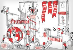 Spirit of Invention for Fishburn Hedges by Scriberia