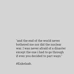 آزاد भारत Doubt was me. She was conviction.  #Enkelaab.