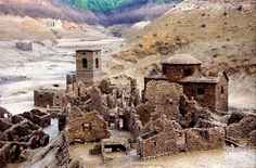 Abandoned towns and ghost villages: ancient treasures of Tuscany