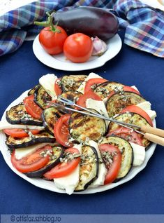 Low Calorie Recipes, Healthy Recipes, Light Recipes, Caprese Salad, Food Dishes, Healthy Life, Clean Eating, Food Porn, Food And Drink