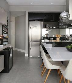 60 Pisos para Cozinha: Modelos e Tipos e Materiais