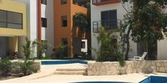 Condo for sale in Playa del Carmen, Riviera Maya. A great option to invest in Real Estate in the Caribbean i a fast growing city. #PlayadelCarmen #Real Estate