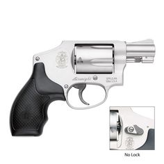 Smith and Wesson .38 Special Airweight.