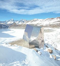 Studio Monte Rosa for the Alpine Swiss Club