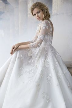 Hayley Paige 6751- Find gown @ De Ma Fille Bridal   2964 Park Hill Drive, Frot Worth, TX   817.921.2964   www.demafille.com