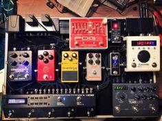 rrinn_のエフェクターボード写真 - Effectsboard.com for Guitar