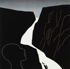 Per Kleiva - Cry me a river - utsolgt Printmaking, Crying, Pop Art, Safari, Fine Art, River, Landscape, Drawings, Illustration