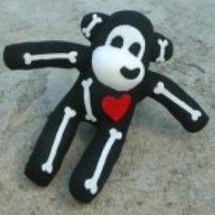 Xray Sock monkey