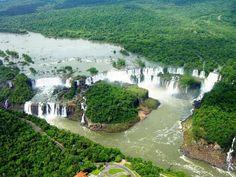 Desde argentina,provincia de Misiones_cataratas de Iguazu