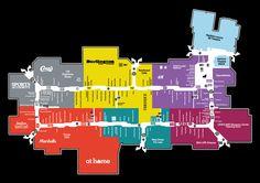 Arizona Mills Shopping Mall Map