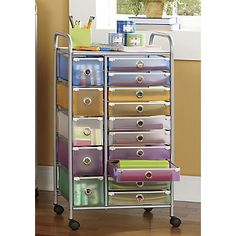 Target  This would be so great for all the supplies! <3