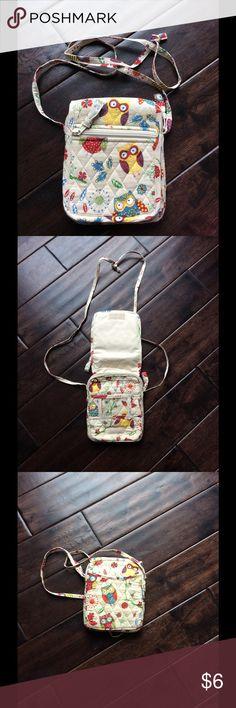 Owl quilted cross body So cute little cross body purse n/a Bags