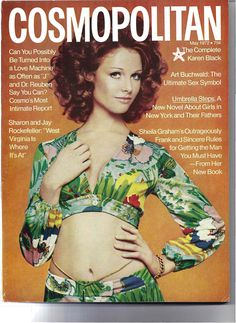 Cosmo Article May 1972