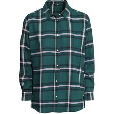 H&M Flannel shirt ($6.65) ❤ liked on Polyvore featuring tops, shirts, flannels, blouses, petrol, flannel button-down shirts, checkered pattern shirt, blue button-down shirts, blue top and checked flannel shirt