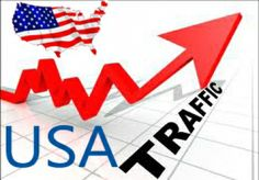 USA visitors = $$$ !!! If your website is not generating any traffic from USA how can you expect to make any money? I will Send 1,001 Real Human USA Visitors to your website. You can track all the IP's Just send me you url first to check if fits my conditions