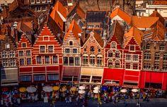 Bruges - Photo : Renaud Cornu-Emieux