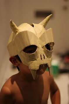 Skull Mask | Flickr - Photo Sharing!