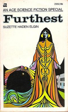 Furthest: cover art by Leo & Diane Dillon