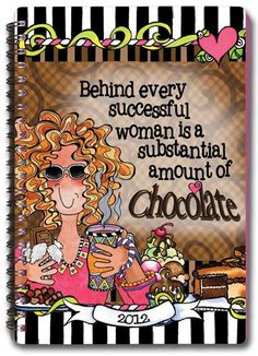Thank you, chocolate.