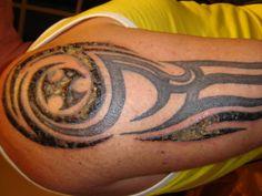 Ontstoken tatoeage